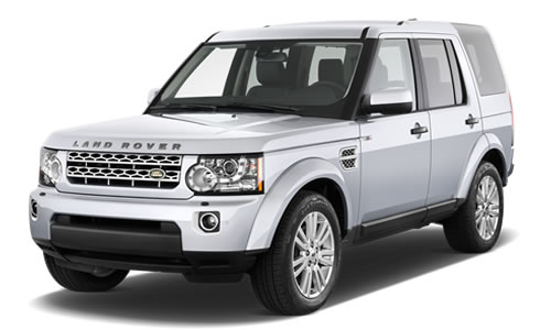 Land Rover Discovery Serisi