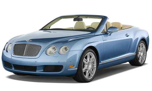 Bentley Continental GTC Cabrio 2005-2011