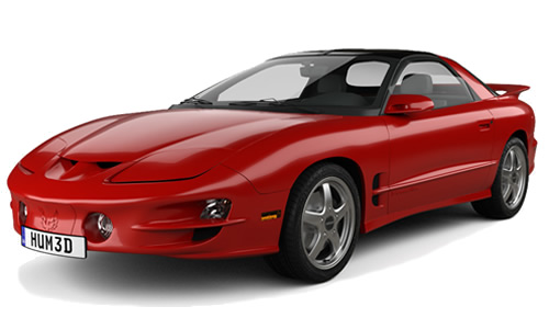 Pontiac Firebird Trans AM 1993-2002