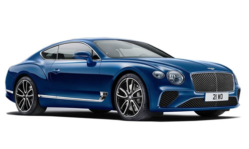 Bentley Continental GT Coupe 2011-2018