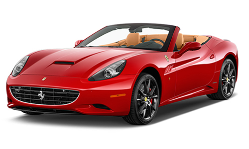 Ferrari California 2008-2014