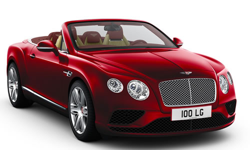 Bentley Continental GT Cabrio 2011-2018