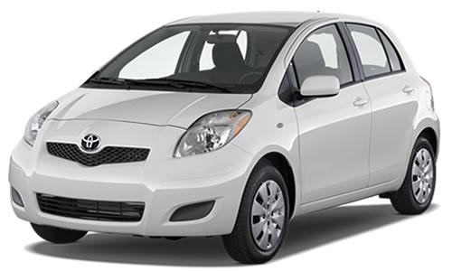 Toyota Yaris XP90 2005-2012