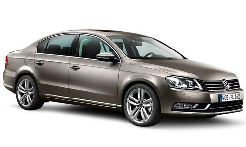 VW Passat B7 2011-2014