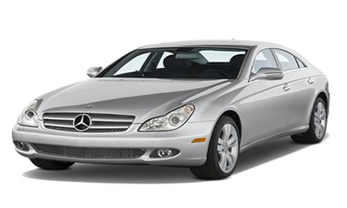 Mercedes CLS W219 2004-2010