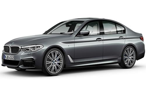 BMW 5 G30 2017 ve Sonrası