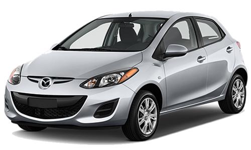 Mazda 2 2007-2014