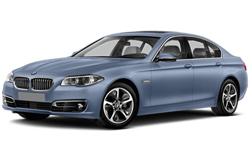 BMW 5 F10 2014-2016 *Makyajlı