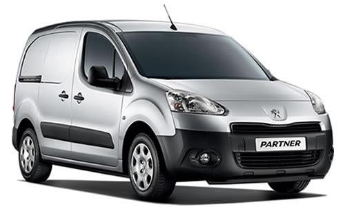 Peugeot Partner Van 2008 ve Sonrası
