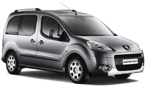 Peugeot Partner Tepee 2008 ve Sonrası