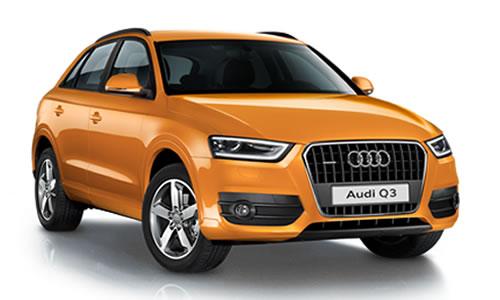 Audi Q3 2011 ve Sonrası