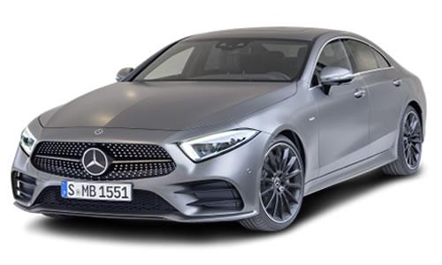 Mercedes CLS C257 2018 ve Sonrası