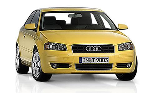 Yasin Bey Özel İlan Audi A3 8L 2002 Koyu Bej Halı