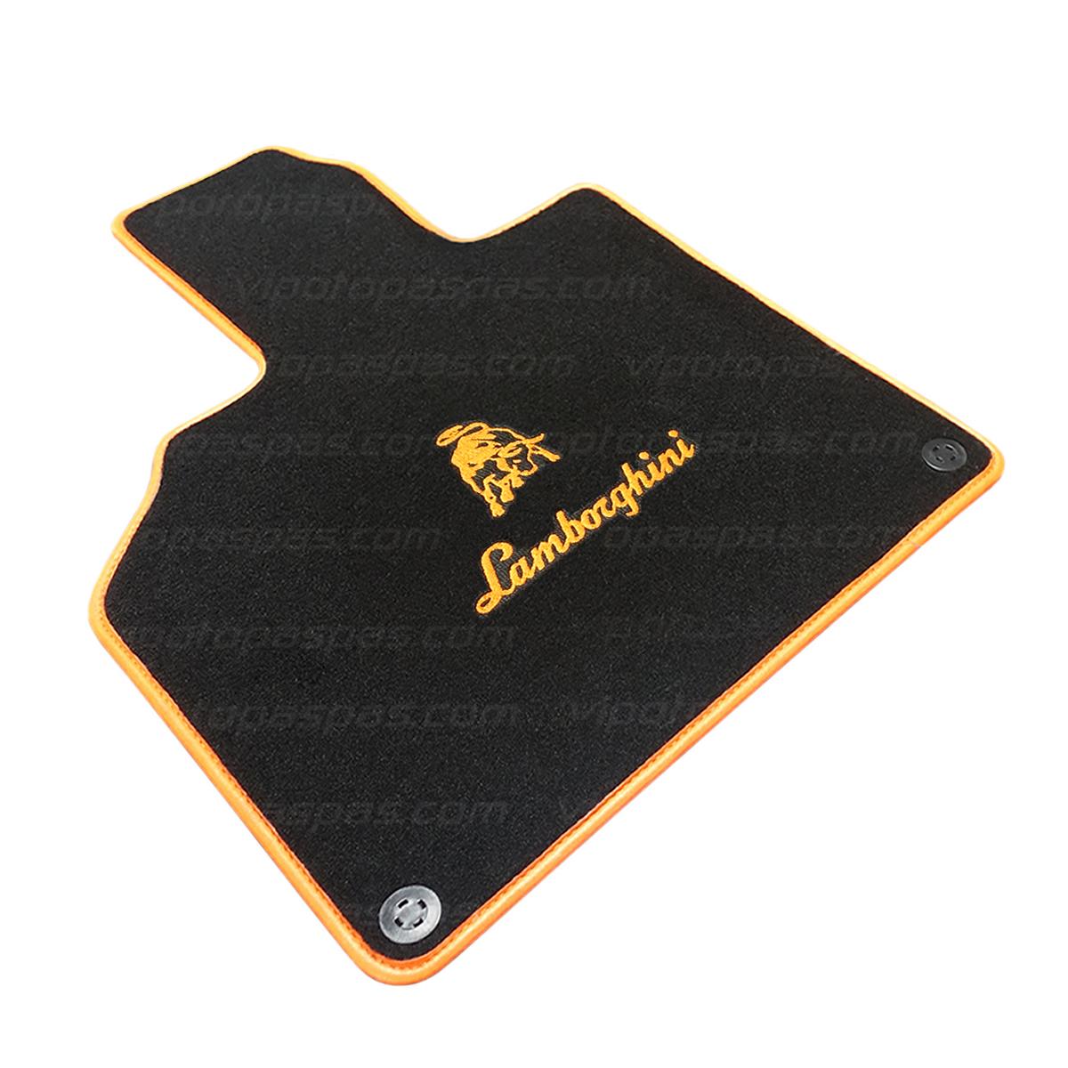 Lamborghini Gallardo Halı Paspas Takımı 2008-2013 *Lamborghini